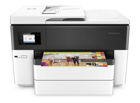 hp officejet pro 7740 wide format all in one printer hp