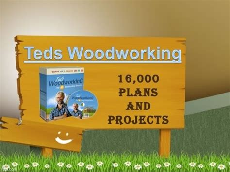 teds woodworking   plans   youtube