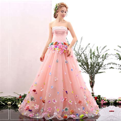 Flower Dress Wedding by Buy Wholesale Wedding Gowns From China
