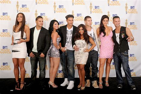 jersey shore cast jersey shore cast reunites for sammi sweetheart s