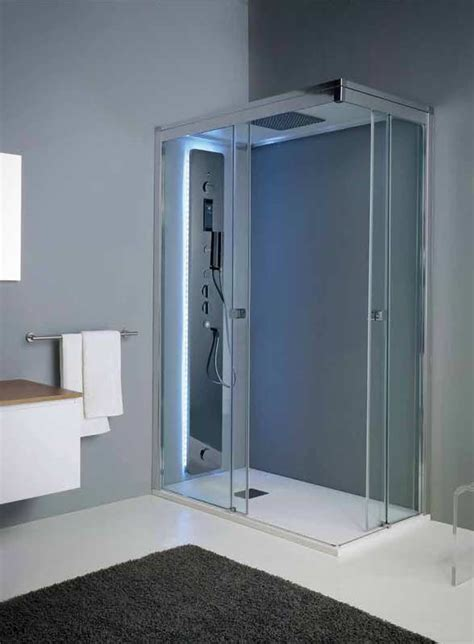 cabine doccia design doccia sauna bagno turco aquadesign vapor di grandform