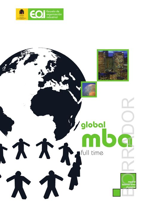 Ebs Global Mba by Global Mba