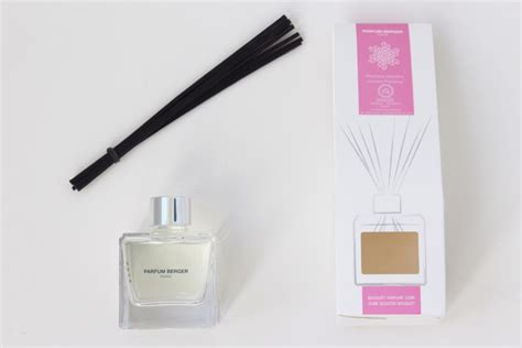 Parfum Ambassador 125ml review of the cube scented bouquet in precious from
