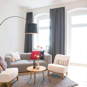 Gardinen Modern Wohnzimmer Grau Gardinen Wohnideen Bilder Roomido Com