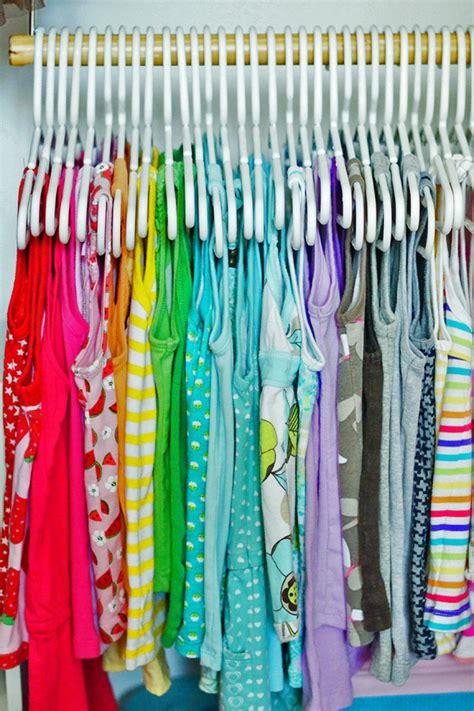 organize clothes 10 ways to organize your kid s closet hgtv