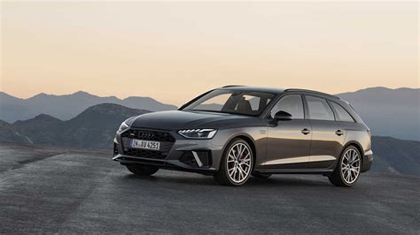2020 Audi A4 by Audi Reveals 2020 A4 With Hybrid Power