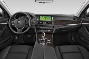 2016 bmw 5 series cockpit interior photo automotive