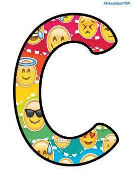 emoji film 4 letters emoji welcome letters by educaclipart teachers pay teachers
