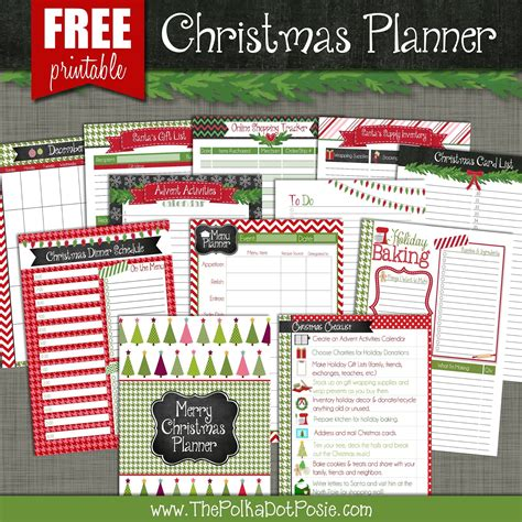 christmas planner 2015 free printable planning for christmas take a walk in my shoes