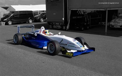 Formel 3 Auto by Ats Formel 3 Schuler Motorsport Wallpaper