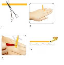 how to measure at home how to measure ring size with a ruler