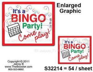 Bingo Party Invitations Free Template » Home Design 2017