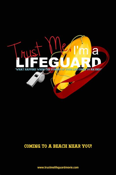 trust me i m a lifeguard large poster image poster awards gallery