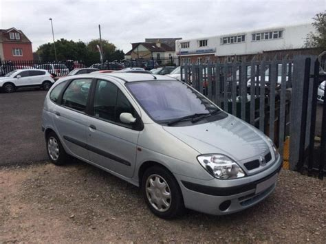 renault scenic 2001 renault megane scenic 2001 in southsea friday ad
