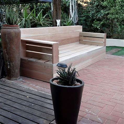 how to build patio furniture home dzine home diy diy wood patio furniture