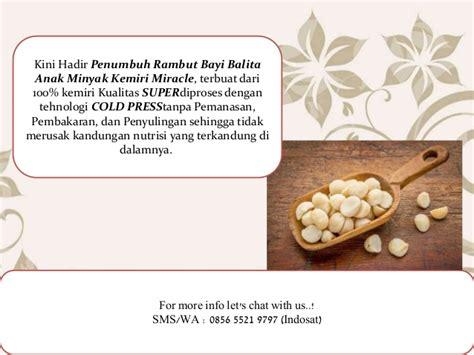 Minyak Kemiri Cap 3 Anak Untuk Bayi minyak kemiri yang bagus untuk bayi 0856 5521 9797 indosat