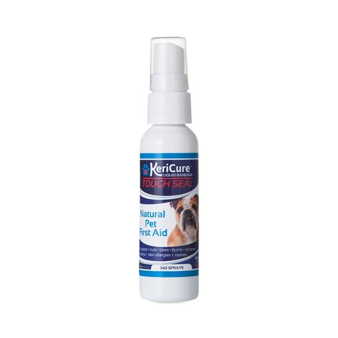 liquid bandage for dogs tough seal spray on liquid bandage for pets thrive market