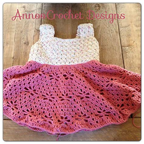 pattern for little library ravelry little girl vintage dress pattern by annoo crochet