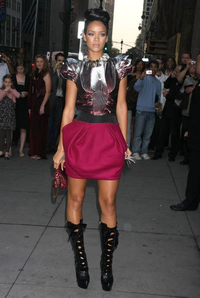 Rihanna Is My New Icon 2 by Rihanna Photos Photos Rihanna Arriving At Dkms Event In