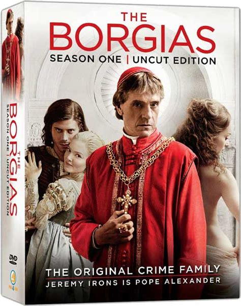 The Borgias Season 1 3 Lengkap Dvdrip The Borgias Season 1 2011 Reward