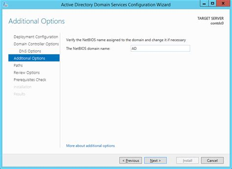 building windows server   virtual domain controller