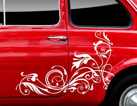 Autoaufkleber Set autoaufkleber florina set