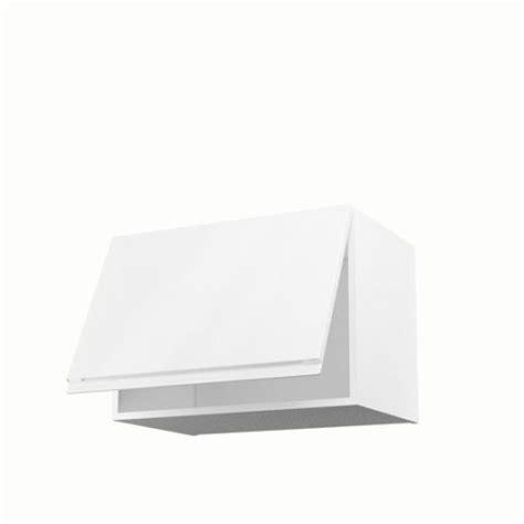 meuble haut de cuisine blanc meuble de cuisine haut sur hotte blanc 1 porte graphic h