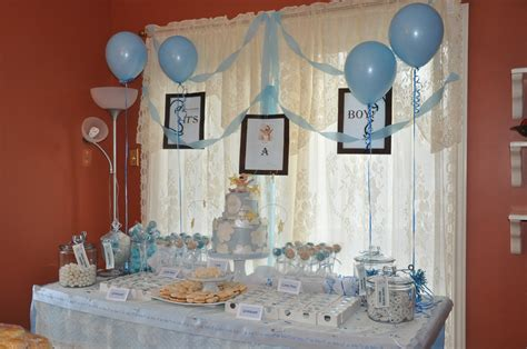 Stylish Baby Shower by 10 Stylish Baby Shower Cake Table Ideas