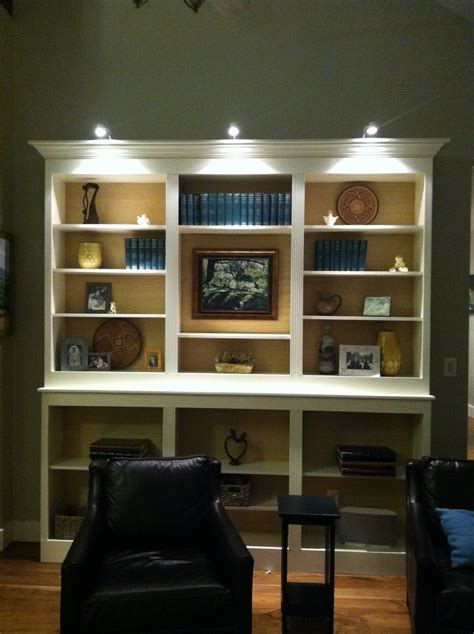Built In Billy Bookcases We Put In Built In Bookshelves Using Ikea Billy Bookcases