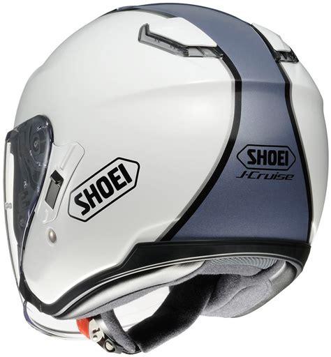 Motorradhelm Shoei J Cruise by Shoei J Cruise Jethelm Motorradhelme Test