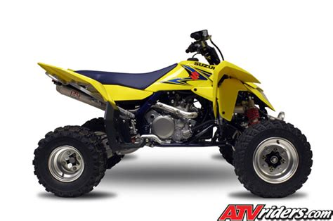 Where Are Suzuki Atvs Made 2009 Atv Exhaust Models Available For Suzuki Quads From