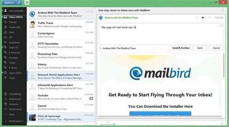 best email clients top 6 best email client for windows xp 7 8