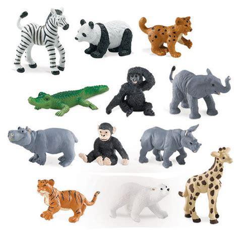 Safari Ltd Toobs safari ltd 174 toobs 174 zoo babies