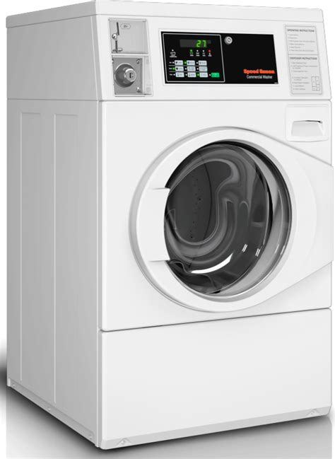Speed Queen SFNNCASP113TW01 Front Load Washer