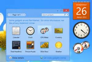 windows 8 desktop gadgets freeware de