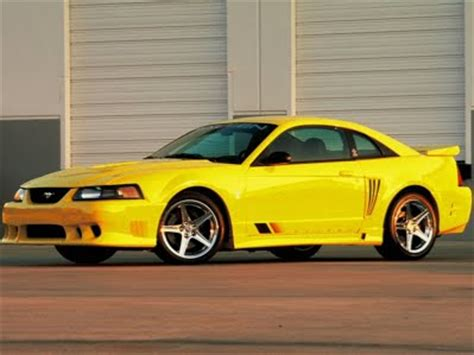 saleen s281 supercharged mustang mania