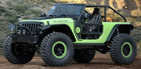 Awesome Jeep Wrangler Jeep Wrangler Trailcat Concept Is Here And It S Awesome