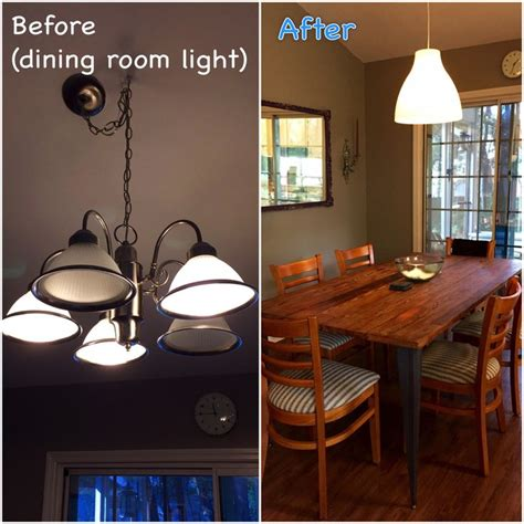 Dining Room Lighting Ikea 1000 Images About Home Improvement On Pinterest Vintage Mirrors Ikea Dining Room And