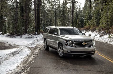 first chevy suburban 2015 chevrolet suburban gmc yukon denali xl first test