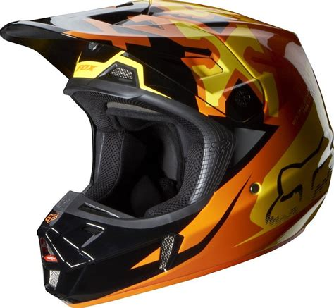 cheap motorcycle racing 279 95 fox racing mens v2 anthem helmet 2014 195010