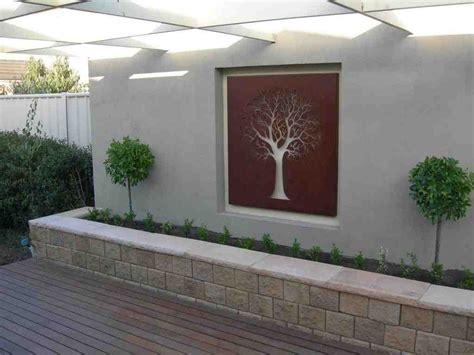 Outdoor Home Wall Decor by Outdoor Wall Decor Ideas Decor Ideasdecor Ideas