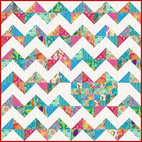 Chevron Pattern Quilts by 25 Best Ideas About Chevron Quilt Pattern On Chevron Quilt Quilt Patterns And