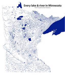 187 the waters of minnesota mapped