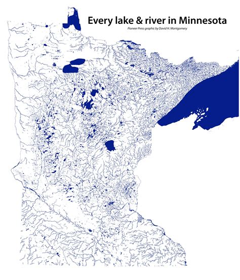 world map showing rivers and lakes 2 water in minnesota boundary waters