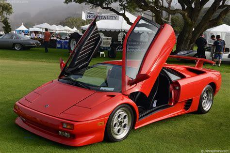 91 Lamborghini Diablo 1991 Lamborghini Diablo At The 28th Annual Concorso Italiano