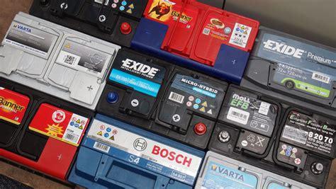 Motorrad Batterie Erhaltungsladeger T Test by Autobatterien Adac Test Ratgeber
