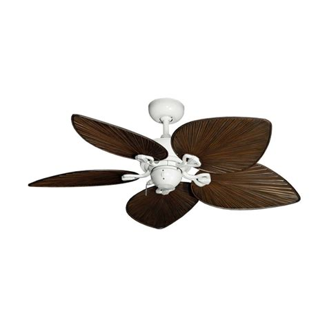 42 tropical ceiling fans 42 inch tropical ceiling fan small pure white bombay by