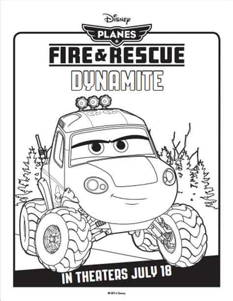 coloring pages planes fire and rescue planes fire and rescue free printables