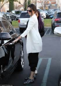 Kendall Jenner Rolls Royce Kendall Jenner Sports A Chic Blazer And Baggy Sweats After