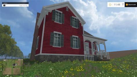 house simulator placable suburb house for fs 2015 farming simulator